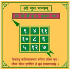 BUDH Yantra